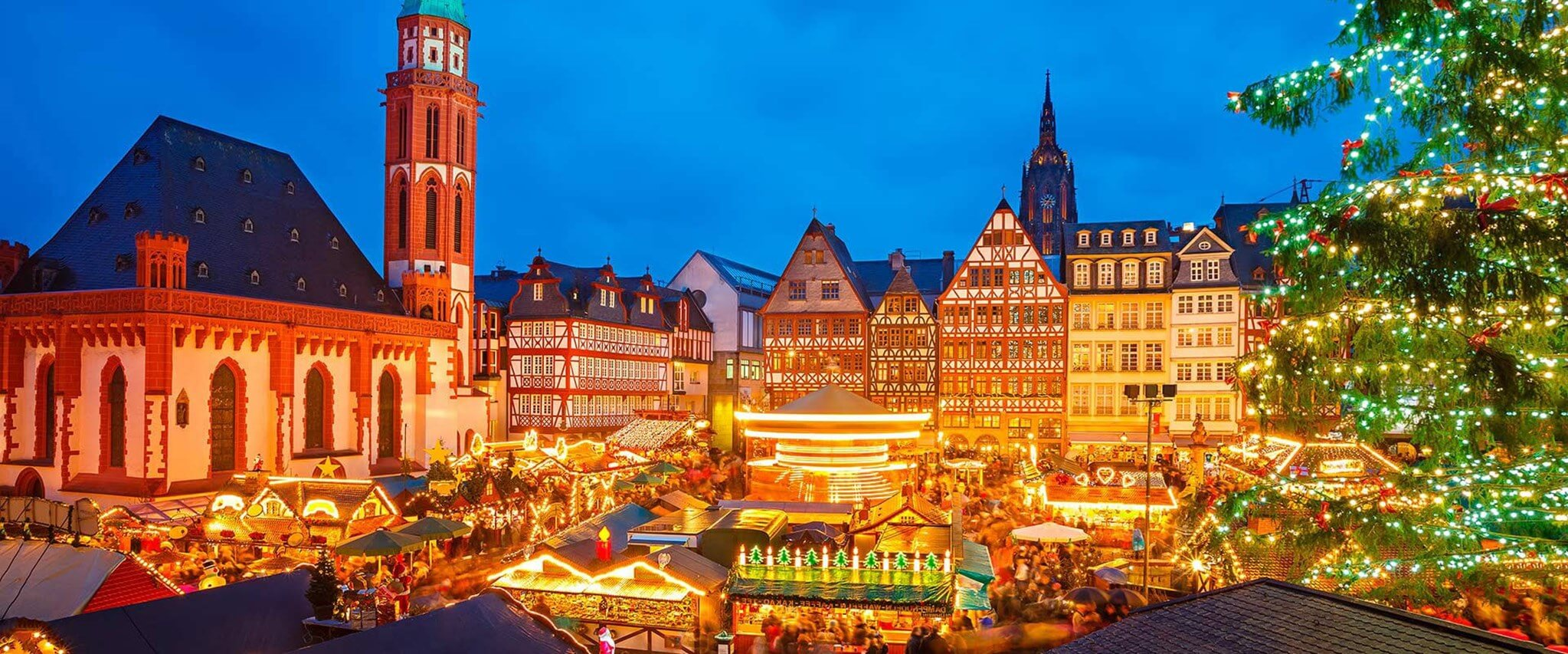 Picture of Christmas Markets at Rhine European tours with Scenic